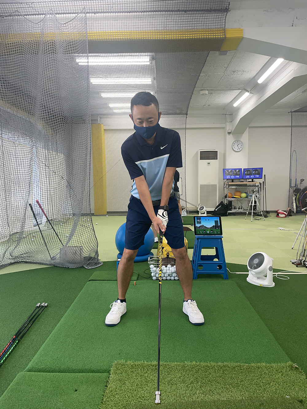 ヘッドスピード爆上げ!!│池袋ゴルフアカデミー本校初心者館