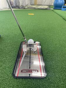 ショートパット真っ直ぐ向けてますか⁉︎│池袋ゴルフアカデミー本校初心者館